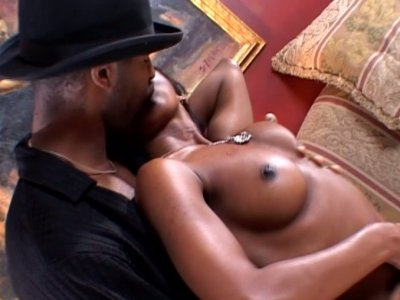 Handsome gentleman makes Stacey Cash go wild and crazy