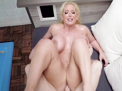 Alura Jensons pussy fuck by a big cock