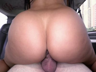Misty Quinn shakes her big ass on the hard cock