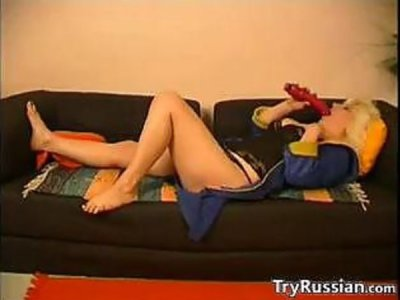 Mature Russian Wants A Young Guy