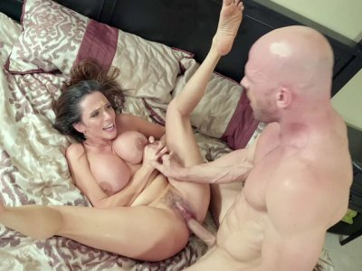 Big titted Ariella Ferrera gets fucked by Johnny Sins