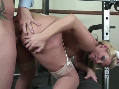FHUTA - Doctor Giving Phoenix Marie a Full Anal Examination
