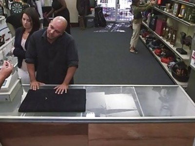 Husband Gets Abusive in the Pawshop